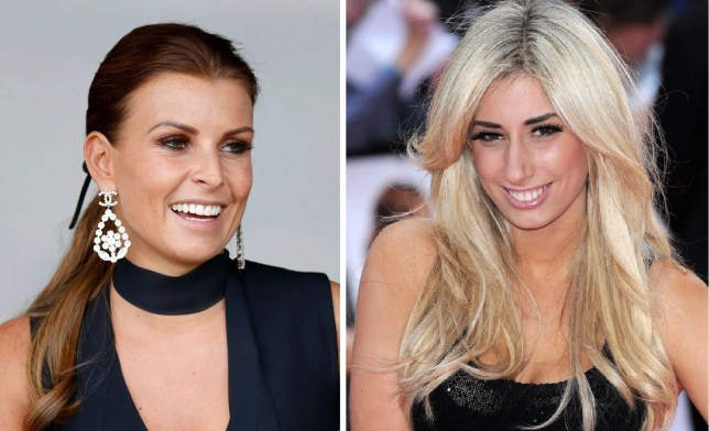 Stacey Solomon has criticised Coleen Rooney