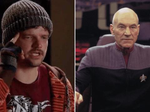 Breaking Bad's Matt Jones became Star Trek's 'Jean-Luc Picard' in attempt to avoid suspicion filming El Camino