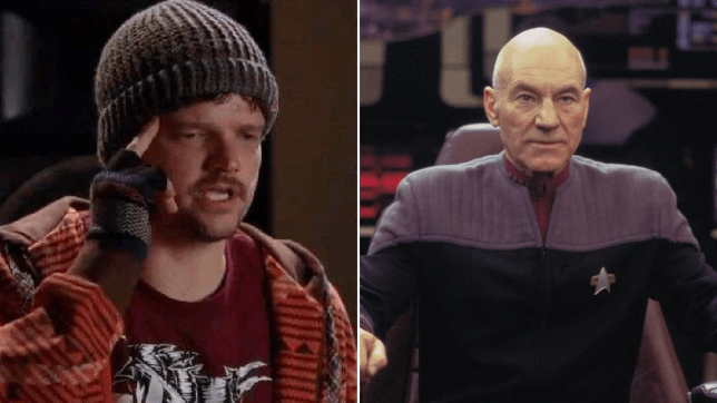 Badger Breaking Bad Picard