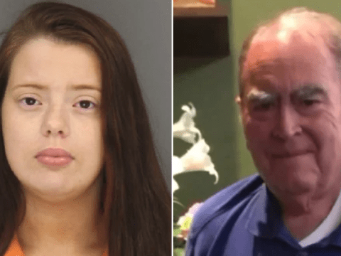 'Woman, 21, said teacher, 72, gave her his Ford Focus to thank her for having sex with him'