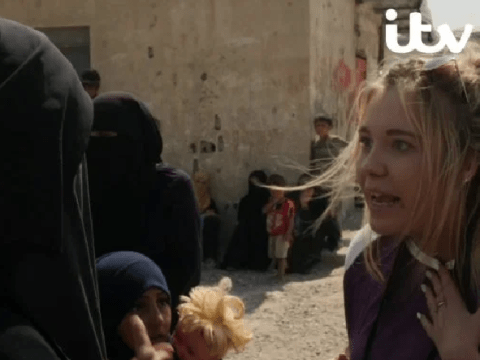 Daughter of British aid worker beheaded by ISIS travels to Syria to find answers