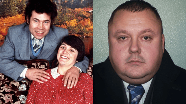 Fred and Rose West, and Levi Bellfield