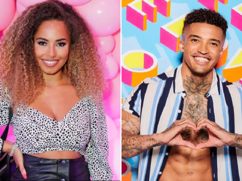 Amber Gill shades Michael Griffiths' Ex On The Beach stint as she addresses Love Island feud claims