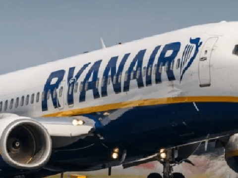 Mother banned from flying Ryanair after 'assaulting' staff member