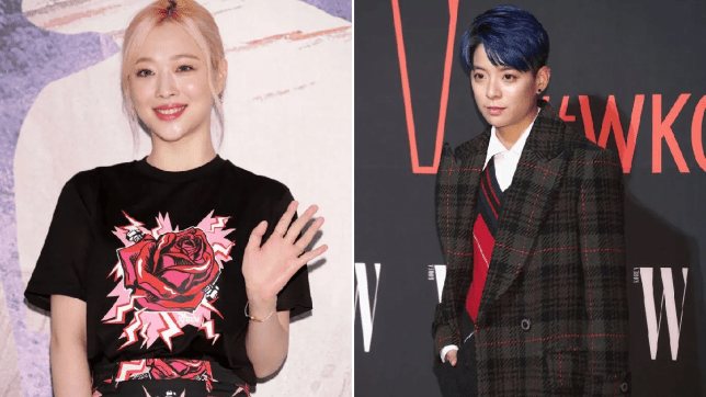 Amber Liu cancels upcoming activities after death of former f(x) bandmate Sulli