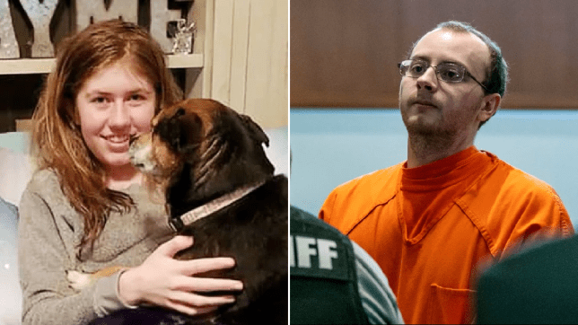 Girl kidnapped by man who killed her parents says she's feeling 'stronger' one year on