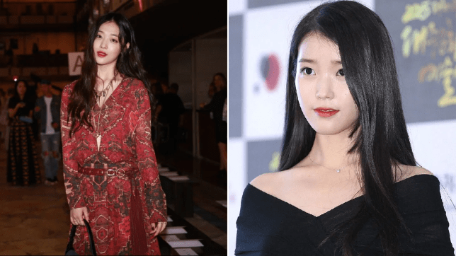 IU's Peach re-enters Korean charts as fans stream track dedicated to Sulli