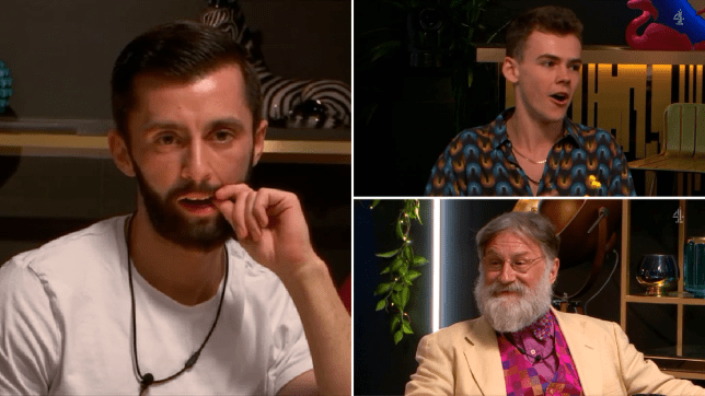 The Circle's Sammie finally revealed as catfish James in tense meet-up and Tim is shook