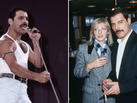 Freddie Mercury's Bohemian Rhapsody lyrics 'pay tribute to his Mary Austin love affair'