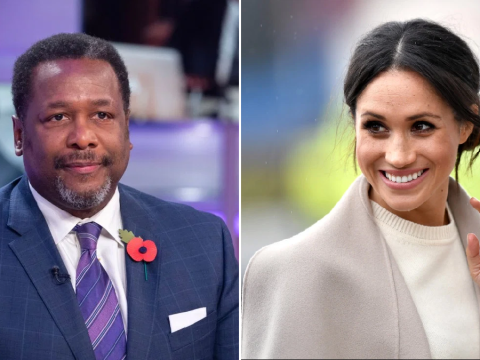 Suits star Wendell Pierce urged Meghan Markle to 'remember people who love you' amid struggles with negative press