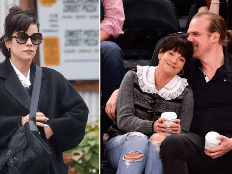 Lily Allen goes solo in New York without David Harbour after refusing to return to UK before Brexit