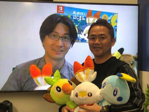 Pokémon Sword and Shield Junichi Masuda interview – 'it really is gameplay first'