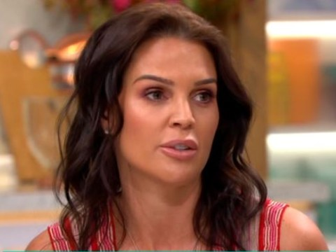Rebekah Vardy in another war of the WAGs with Danielle Lloyd over Coleen Rooney clash