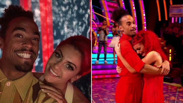 Dev and Dianne, Striclty come dancing elimination