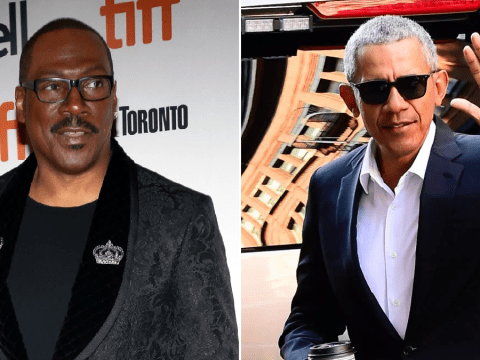 Eddie Murphy reveals he and Barack Obama bonded over hair dye and got him thinking about stand-up again