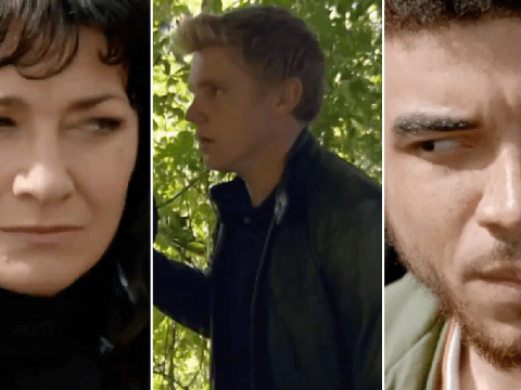Emmerdale spoilers: Dramatic trailer reveals shock explosion, birth drama and exit
