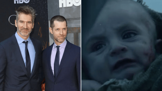 Game Of Thrones Writers Traumatised Baby By Leaving It On Actual Block Of Ice Metro News
