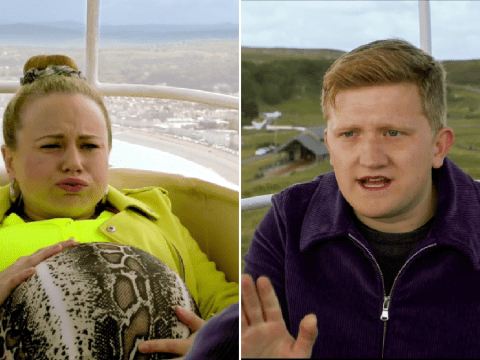 Coronation Street spoilers: Gemma Winter gets engaged to Chesney Brown after giving birth to quadruplets