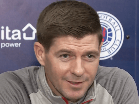 Steven Gerrard makes bullish prediction for Liverpool's clash with Manchester United