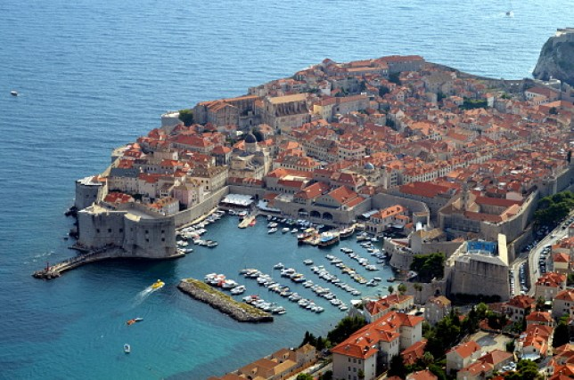 Photo taken in Dubrovnik, Croatia