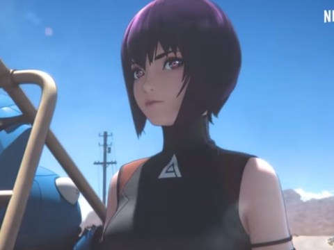 Ghost In The Shell gets revamped look in first trailer for Netflix's new series
