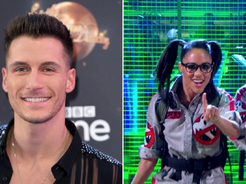 Gorka Marquez is all for fans thinking he should have replaced Neil Jones instead of Kevin Clifton