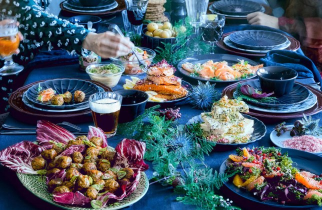 Ikea is hosting a Christmas buffet in December