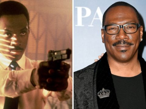 Eddie Murphy wants to bring back Beverly Hills Cop after wrapping up Coming to America 2