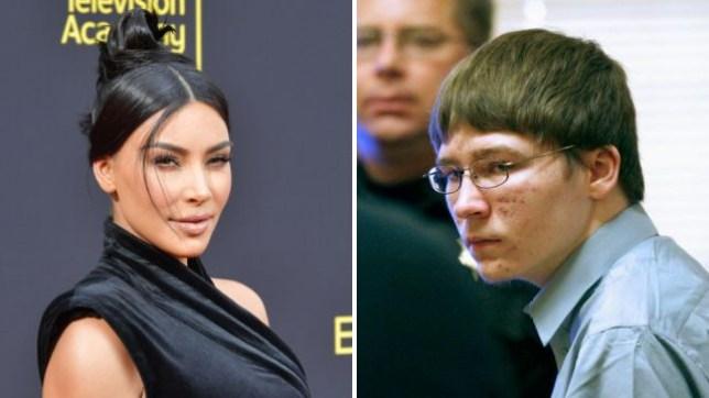 Kim Kardashian Brendan Dassey