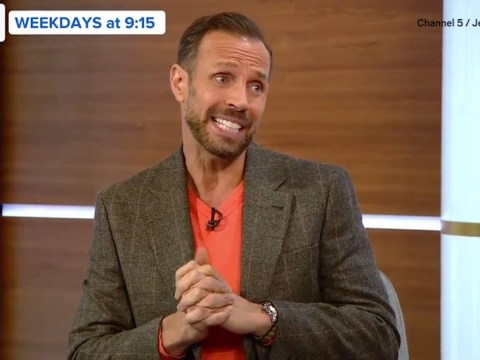 Jason Gardiner has concerns over Dancing On Ice same-sex couples as he throws shade at ITV
