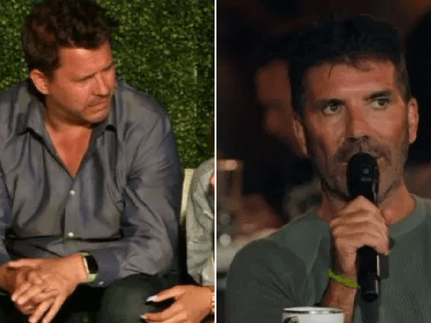 Jeremy Edwards leaves viewers cringing on X Factor: Celebrity as he bites back at judges