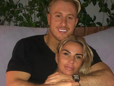 Katie Price and Kris Boyson 'officially back on' amid cheating claims