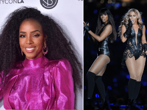 Kelly Rowland wants Destiny's Child reunion to be a 'surprise' if it does go ahead