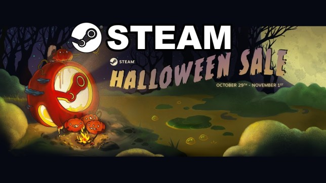 Steam Sale dates leaked – Halloween, autumn, and winter all dated
