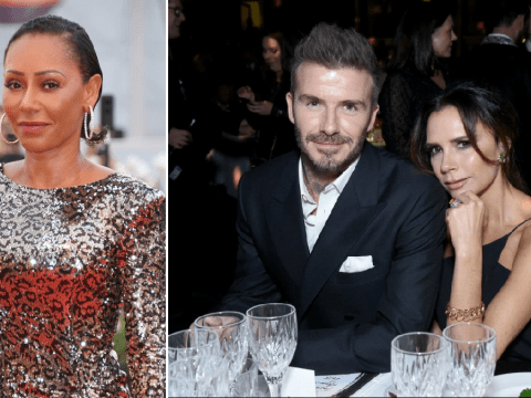 Mel B knew David Beckham was 'the one' for Victoria despite 'interrogating' potential boyfriends