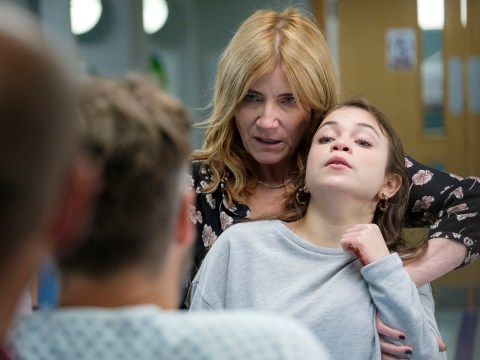 Casualty airs shocking child murderer storyline