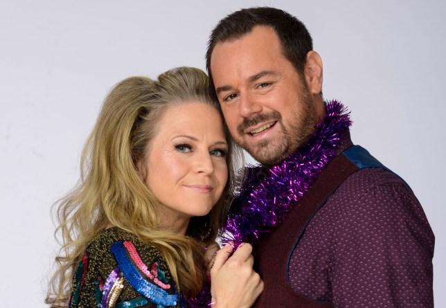 Mick and Linda EastEnders