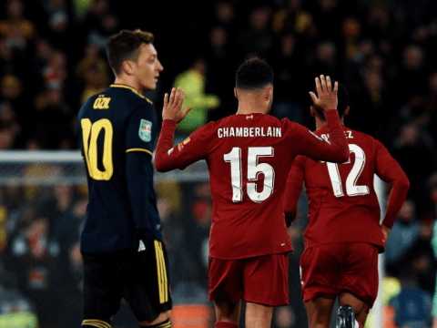 Liverpool star Alex Oxlade-Chamberlain sends class message to Arsenal fans and explains muted celebration