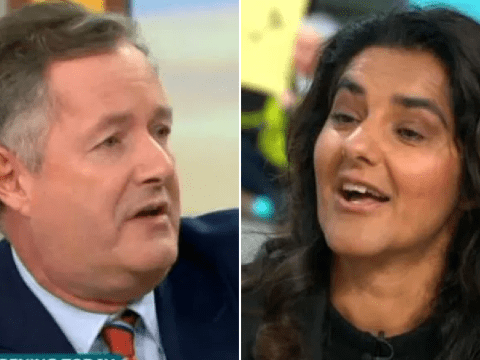 Piers Morgan explodes at Extinction Rebellion co-founder in heated debate: 'Can you answer one question?'