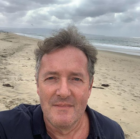 Piers Morgan