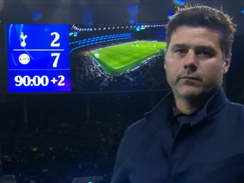 Mauricio Pochettino reveals he said 'nothing' to Tottenham squad after Bayern Munich mauling