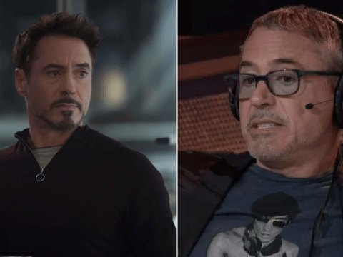 Robert Downey Jr reveals clash with Hollywood exec moments before Howard Stern interview: 'Who the f**k are you?'