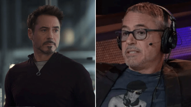 Robert Downey Jr on Howard Stern