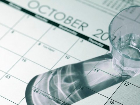 How to get through Sober October without killing anyone