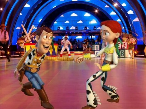 Strictly pays homage to Toy Story and Incredibles with stunning Disney opening for Movie Week