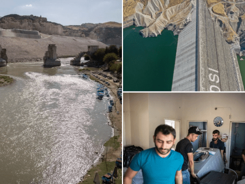 Ancient village that's stood for 12,000 years to be destroyed by dam