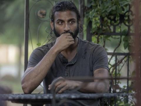 The Walking Dead season 10 fan theory reckons Siddiq beheaded victims of Alpha's massacre