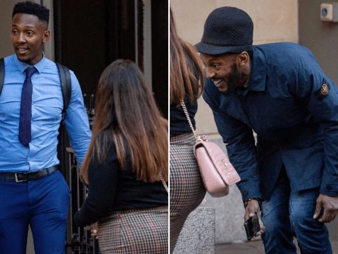 Three men cleared over blackmailing premier league footballer