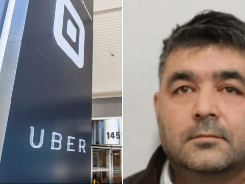 Uber driver groped passenger as she vomited out of taxi door