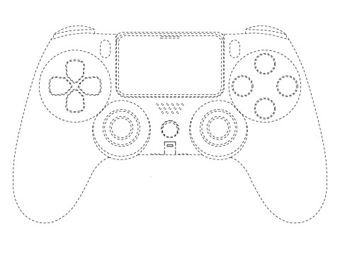 PS5 controller patent reveals DualShock 5 gamepad and no light bar
